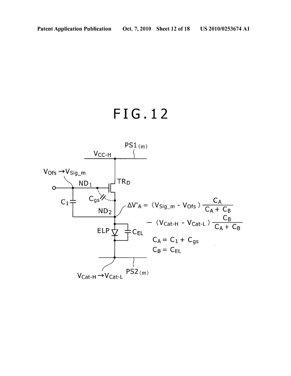 METHOD FOR DRIVING DISPLAY ELEMENT AND METHOD FOR DRIVING DISPLAY DEVICE - diagram, schematic, and image 13