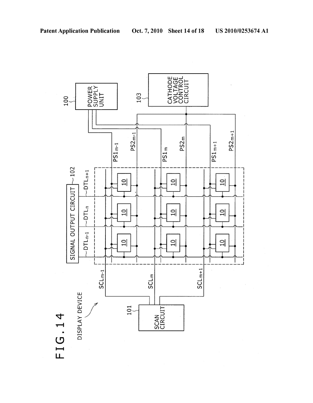 METHOD FOR DRIVING DISPLAY ELEMENT AND METHOD FOR DRIVING DISPLAY DEVICE - diagram, schematic, and image 15