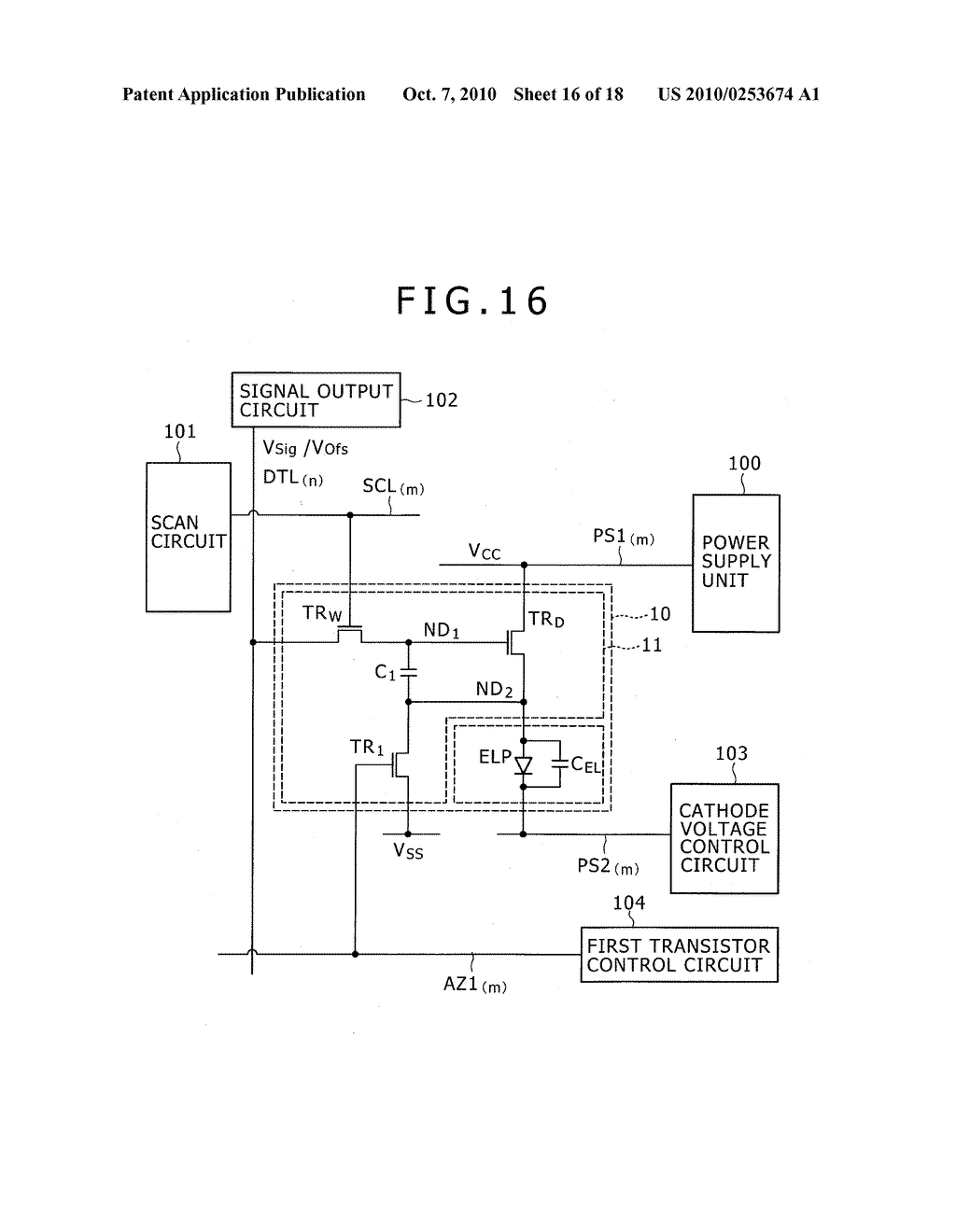 METHOD FOR DRIVING DISPLAY ELEMENT AND METHOD FOR DRIVING DISPLAY DEVICE - diagram, schematic, and image 17