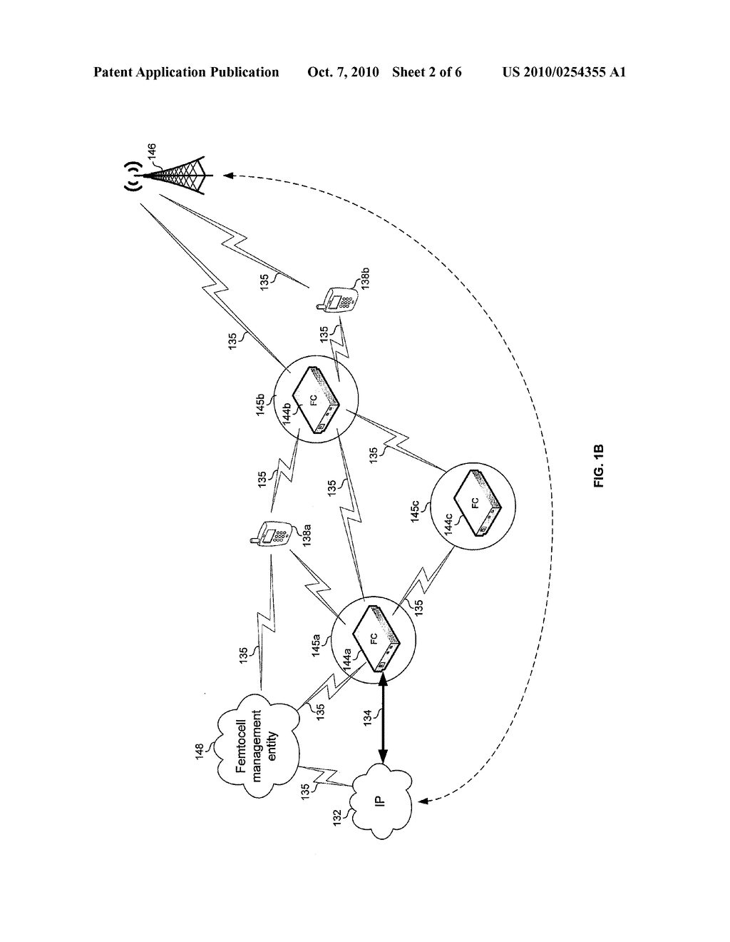 Method and System for Determining a Location of a Device Using Femtocell Information - diagram, schematic, and image 03