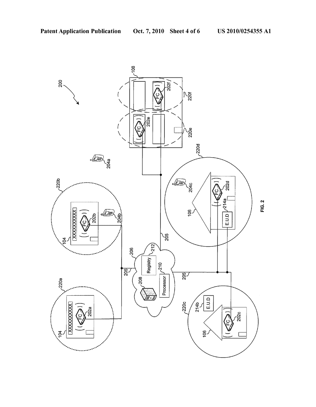 Method and System for Determining a Location of a Device Using Femtocell Information - diagram, schematic, and image 05