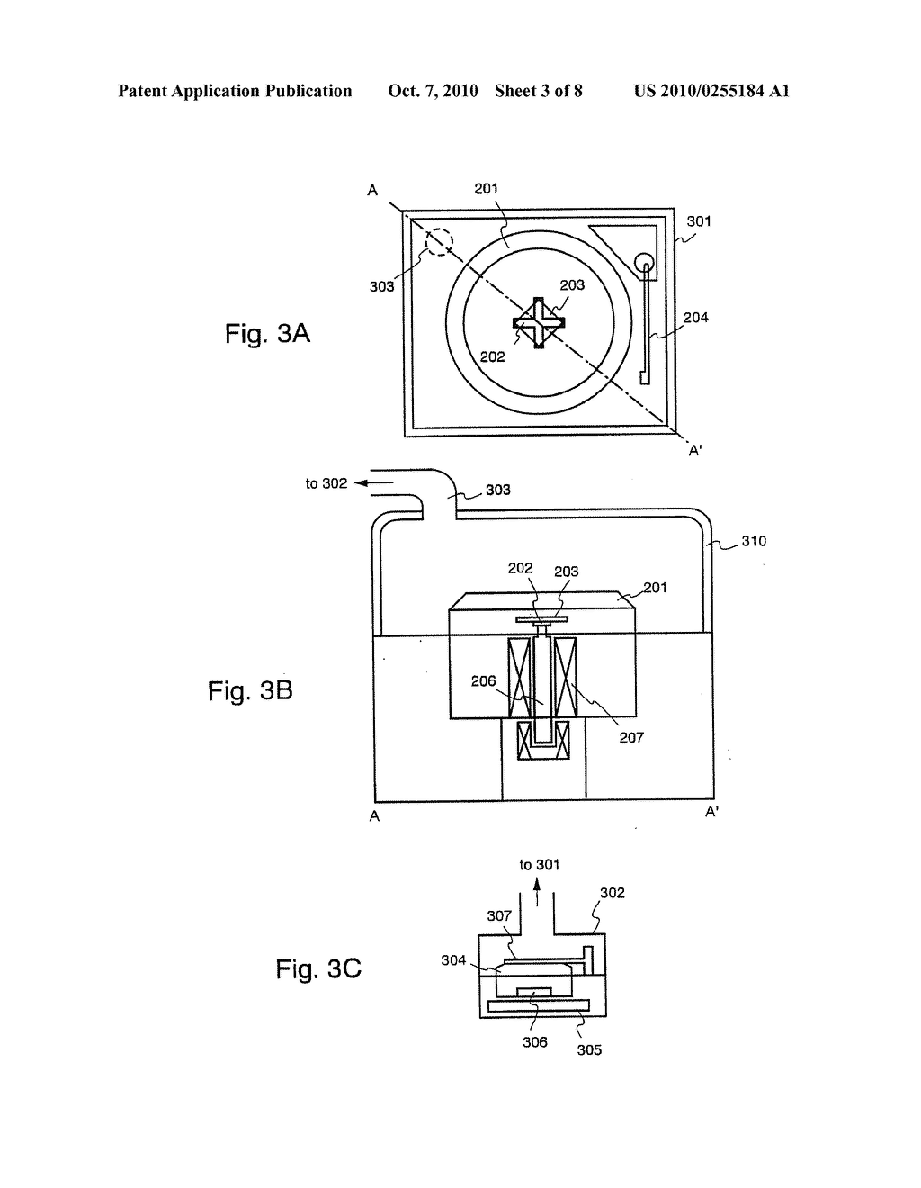 Film Deposition Apparatus and a Method of Manufacturing a Light Emitting Device Using the Apparatus - diagram, schematic, and image 04