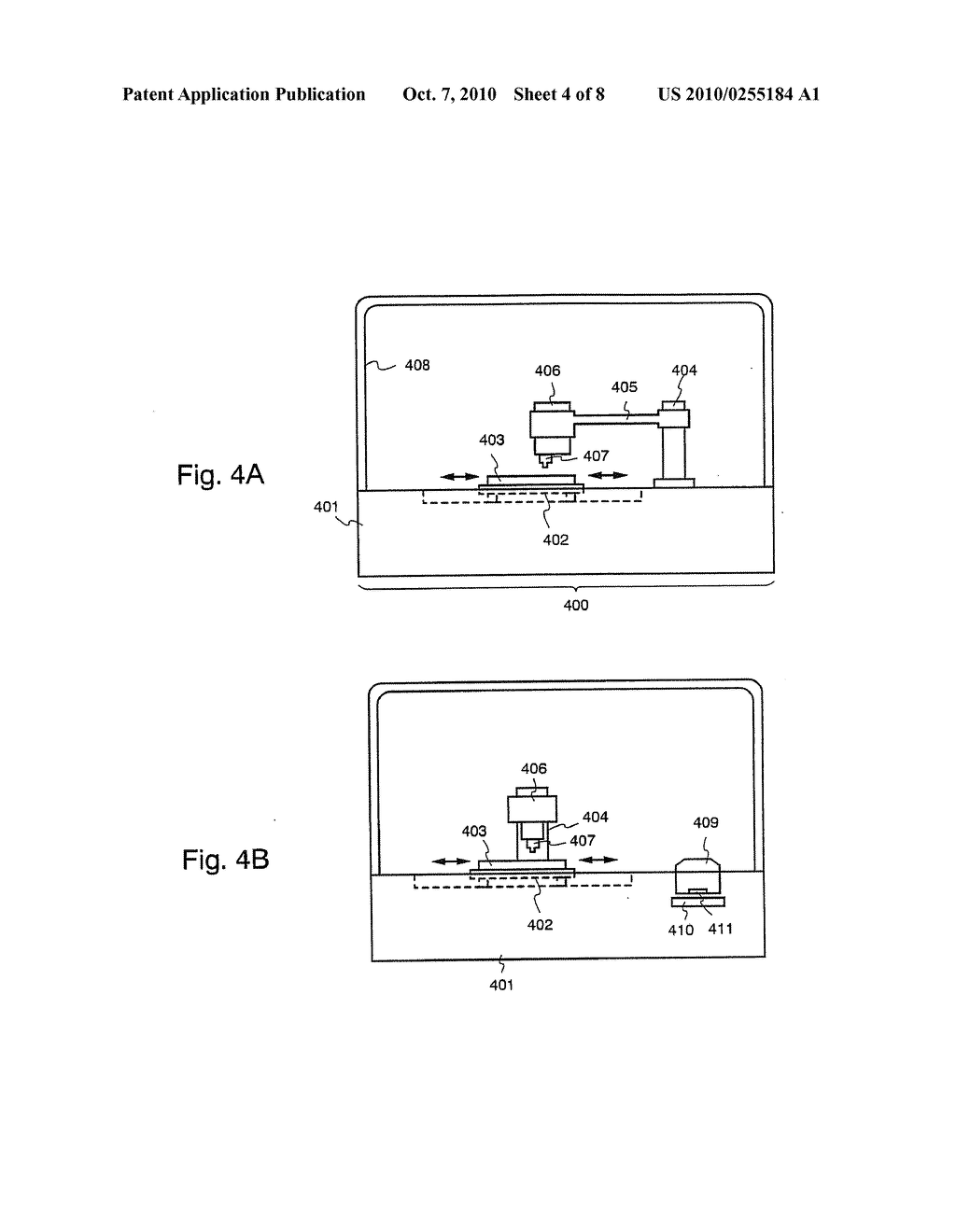 Film Deposition Apparatus and a Method of Manufacturing a Light Emitting Device Using the Apparatus - diagram, schematic, and image 05