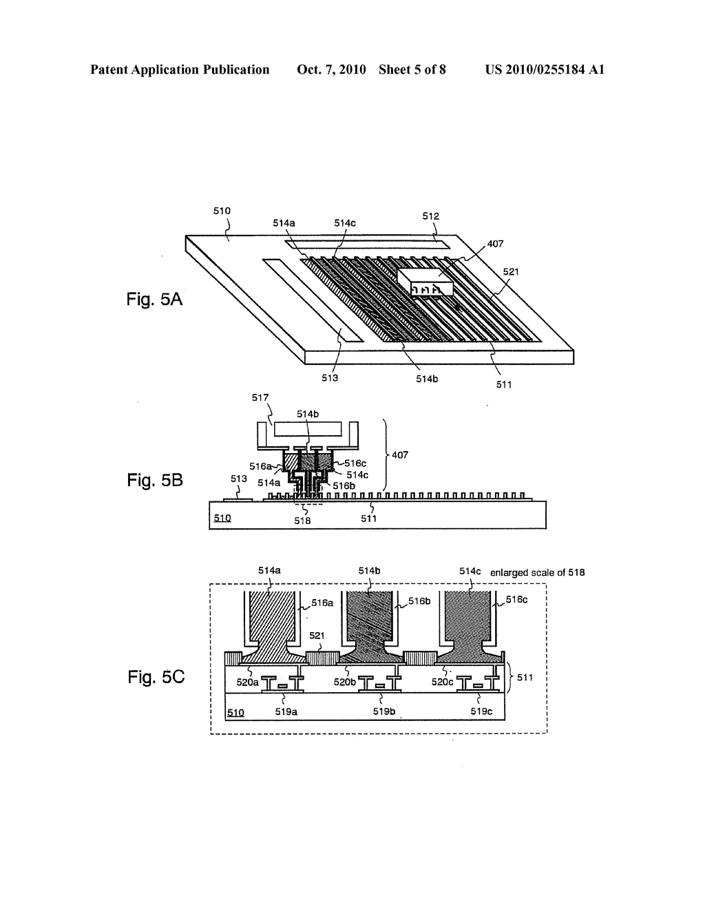 Film Deposition Apparatus and a Method of Manufacturing a Light Emitting Device Using the Apparatus - diagram, schematic, and image 06