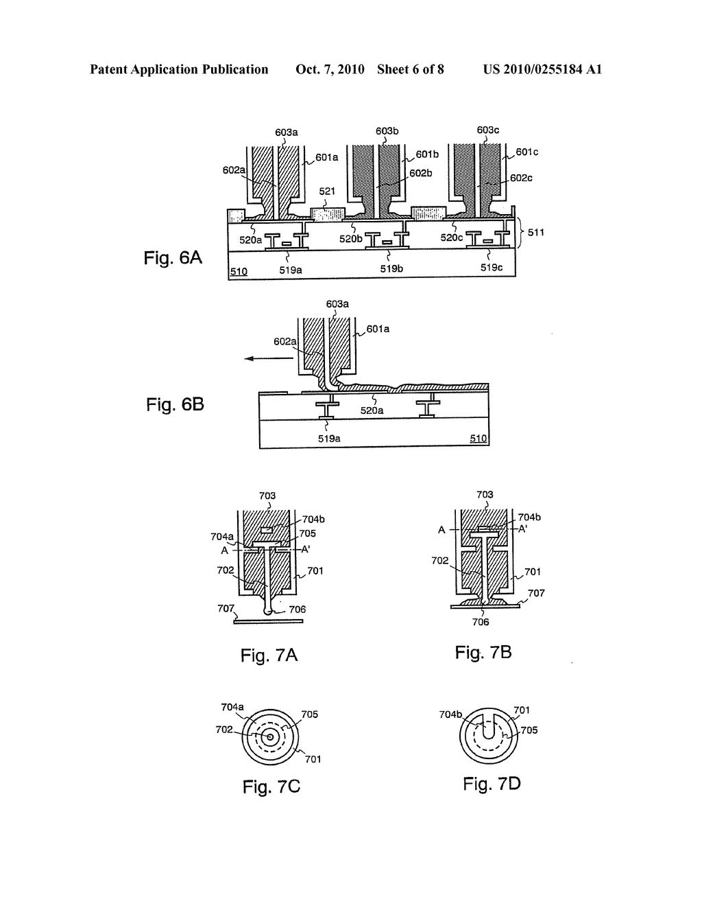 Film Deposition Apparatus and a Method of Manufacturing a Light Emitting Device Using the Apparatus - diagram, schematic, and image 07