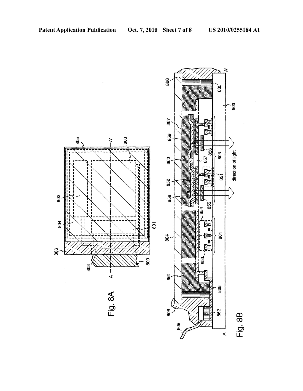 Film Deposition Apparatus and a Method of Manufacturing a Light Emitting Device Using the Apparatus - diagram, schematic, and image 08