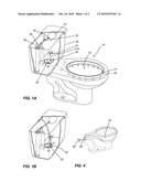 Ventilated Toilet diagram and image