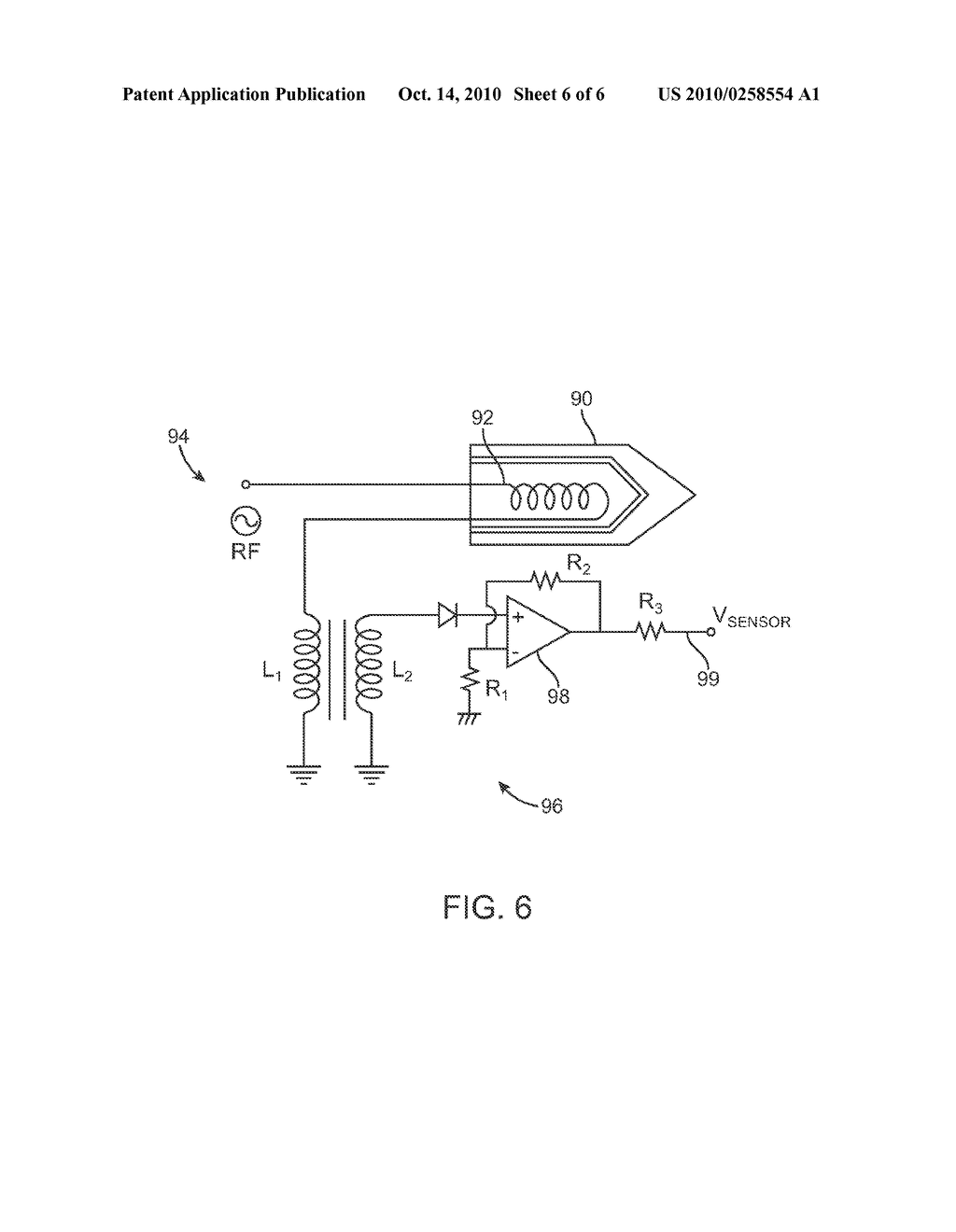 System And Method For Induction Heating Of A Soldering Iron Circuits Diagram Schematic Image 07