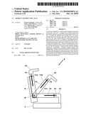 ARMREST ASSEMBLY FOR A SEAT diagram and image