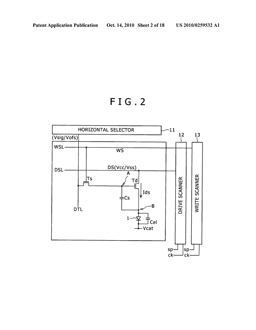Display device and display driving method - diagram, schematic, and image 03