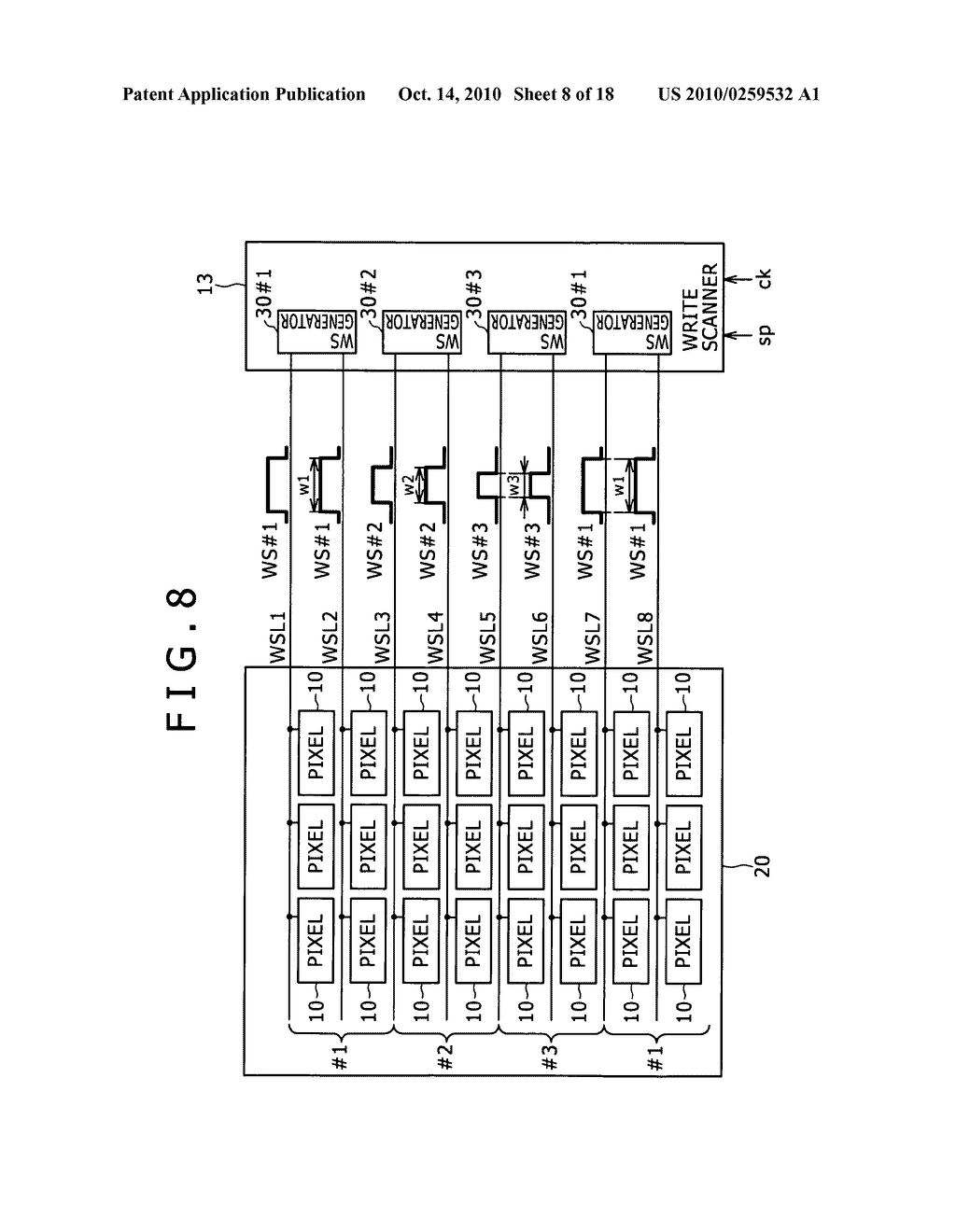 Display device and display driving method - diagram, schematic, and image 09