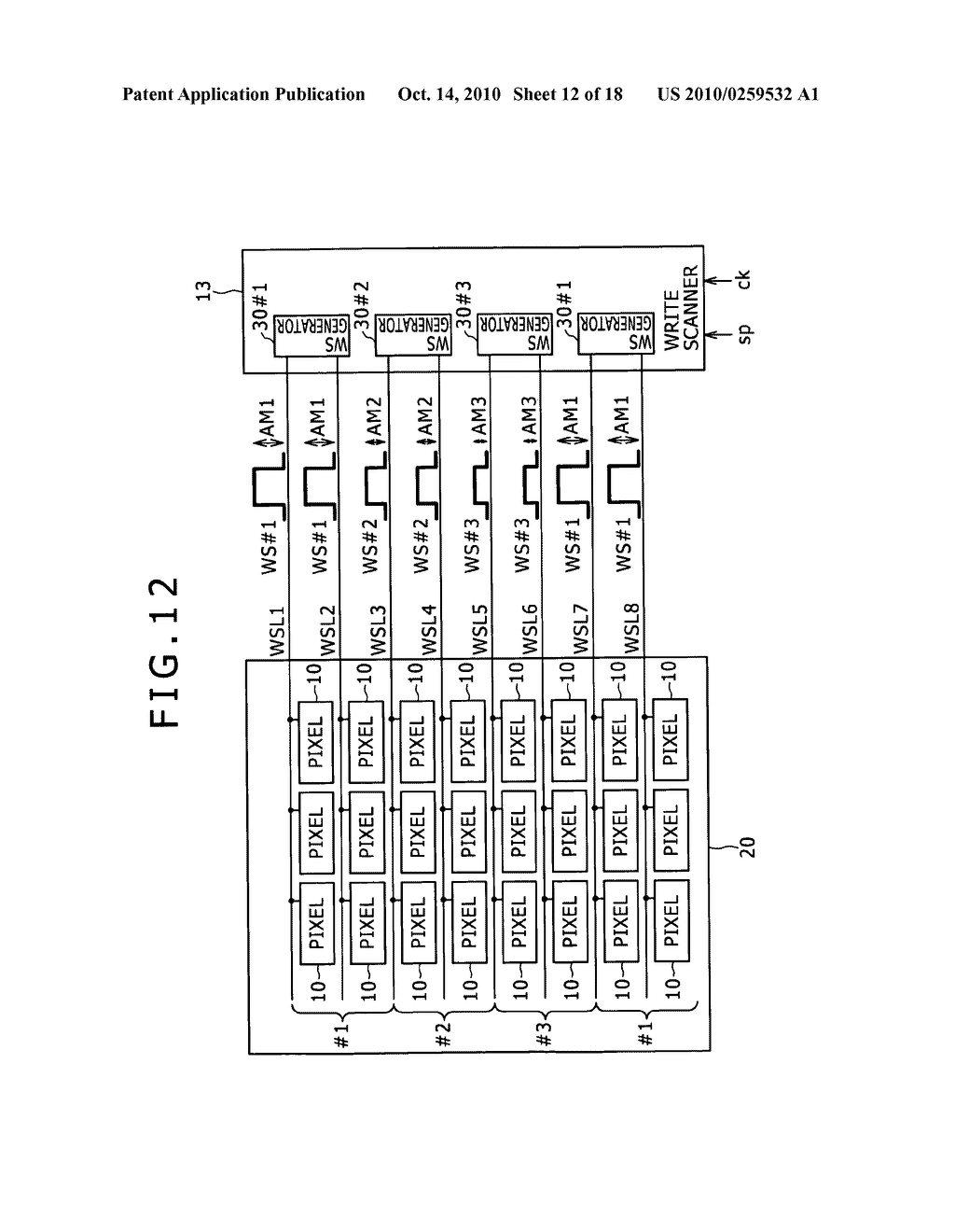 Display device and display driving method - diagram, schematic, and image 13