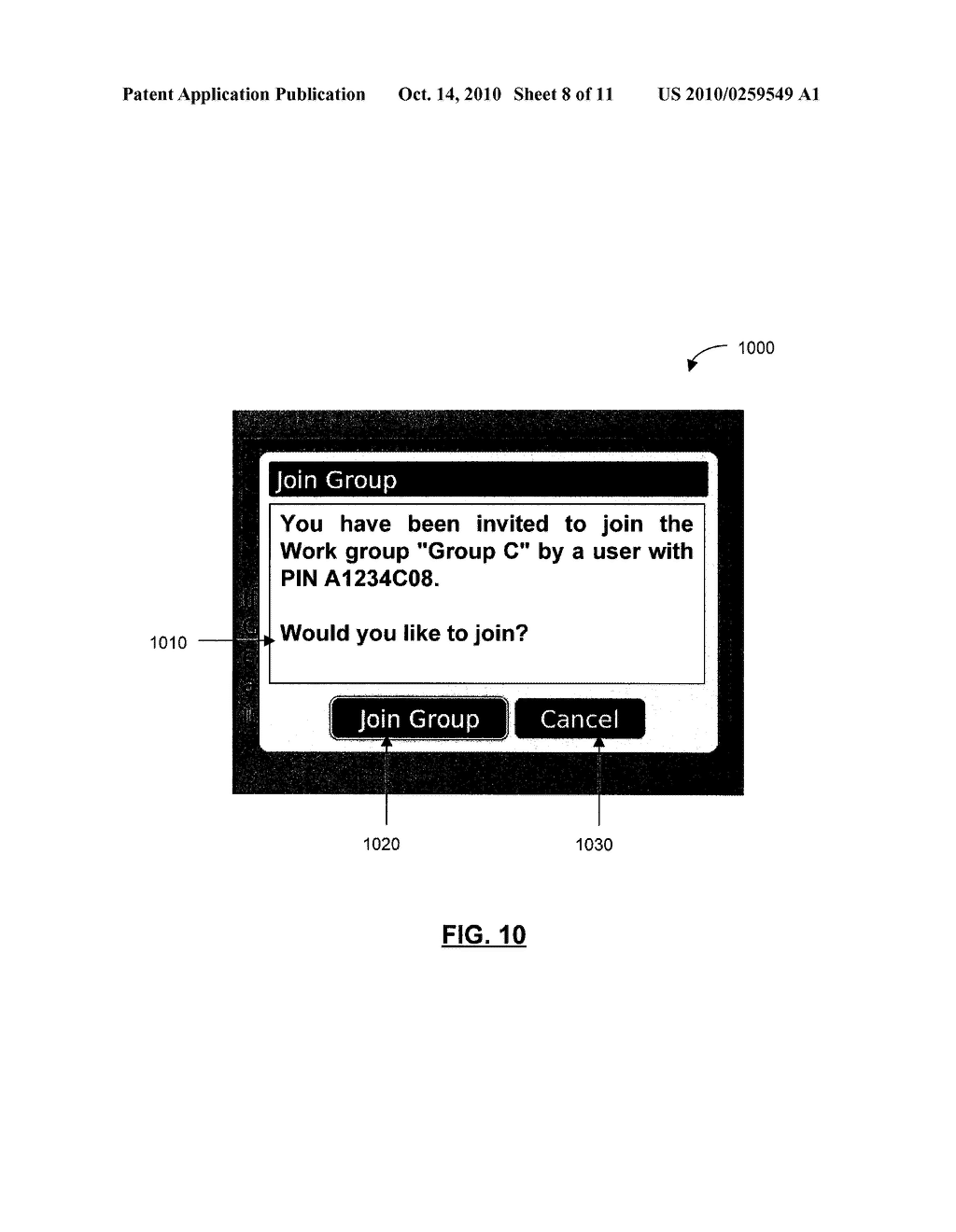 SYSTEMS, DEVICES, AND METHODS FOR DISPLAYING A BARCODE AT A COMPUTING DEVICE - diagram, schematic, and image 09