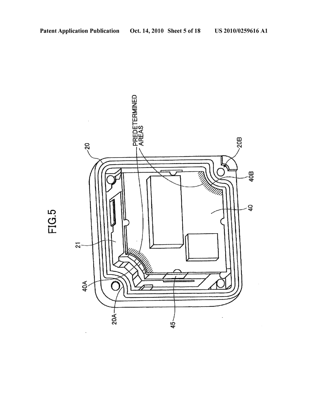 Image Pickup Apparatus, On-Vehicle Image Pickup Apparatus, Method And Apparatus For Manufacturing Image Pickup Apparatus - diagram, schematic, and image 06