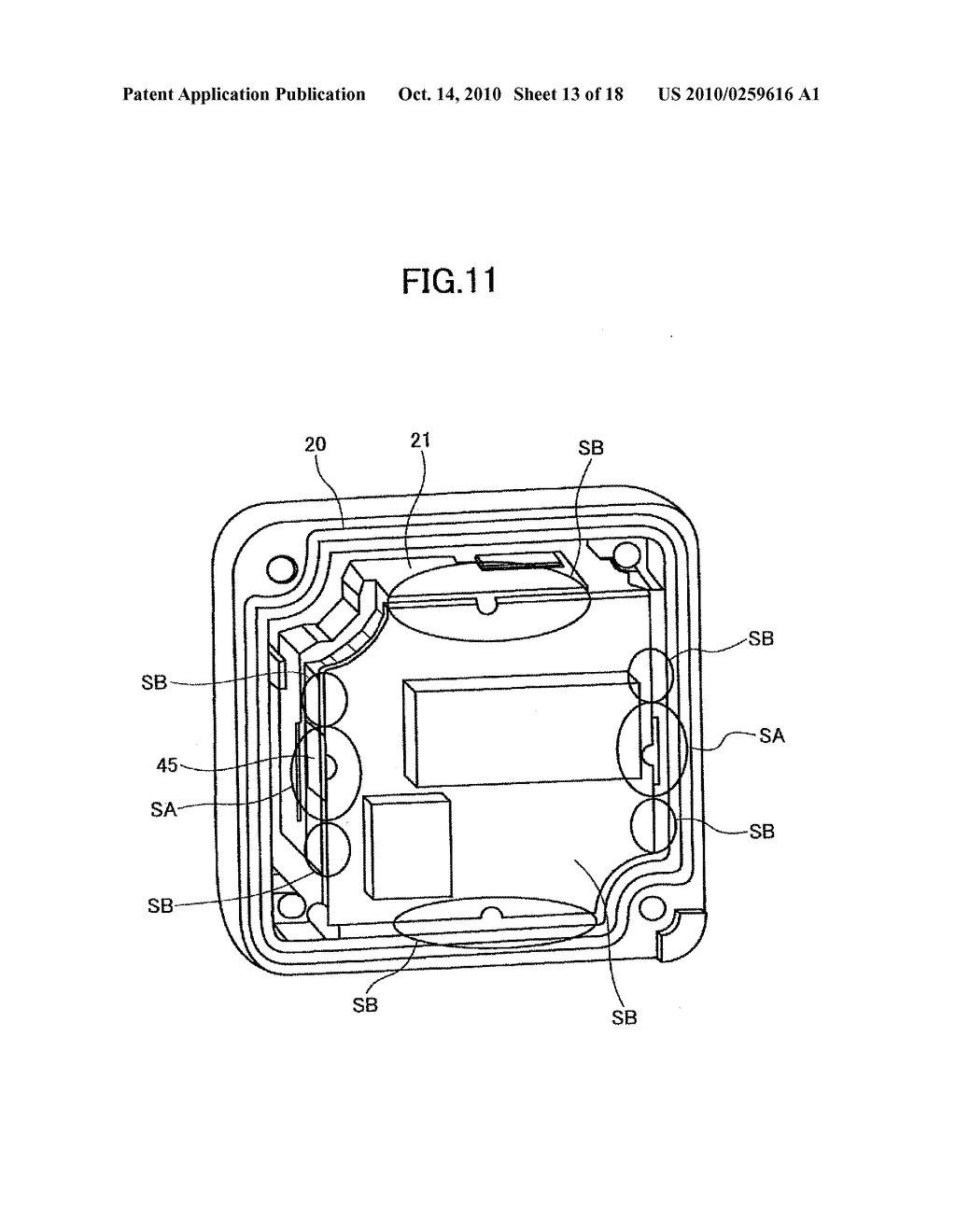 Image Pickup Apparatus, On-Vehicle Image Pickup Apparatus, Method And Apparatus For Manufacturing Image Pickup Apparatus - diagram, schematic, and image 14