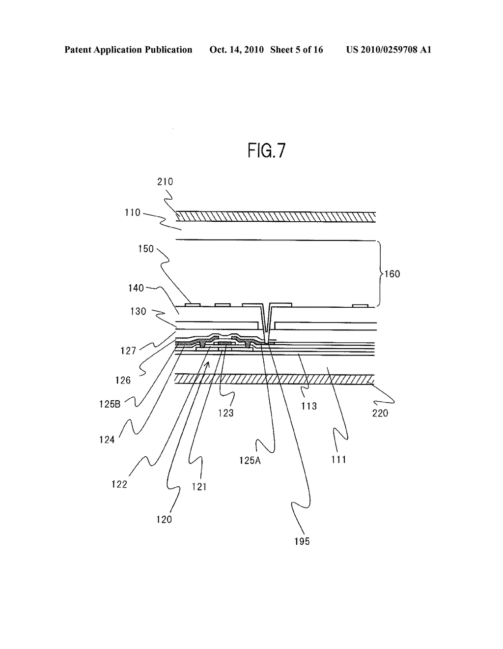 POLARIZATION ELEMENT, METHOD FOR MANUFACTURING THE SAME, AND LIQUID CRYSTAL DISPLAY DEVICE - diagram, schematic, and image 06