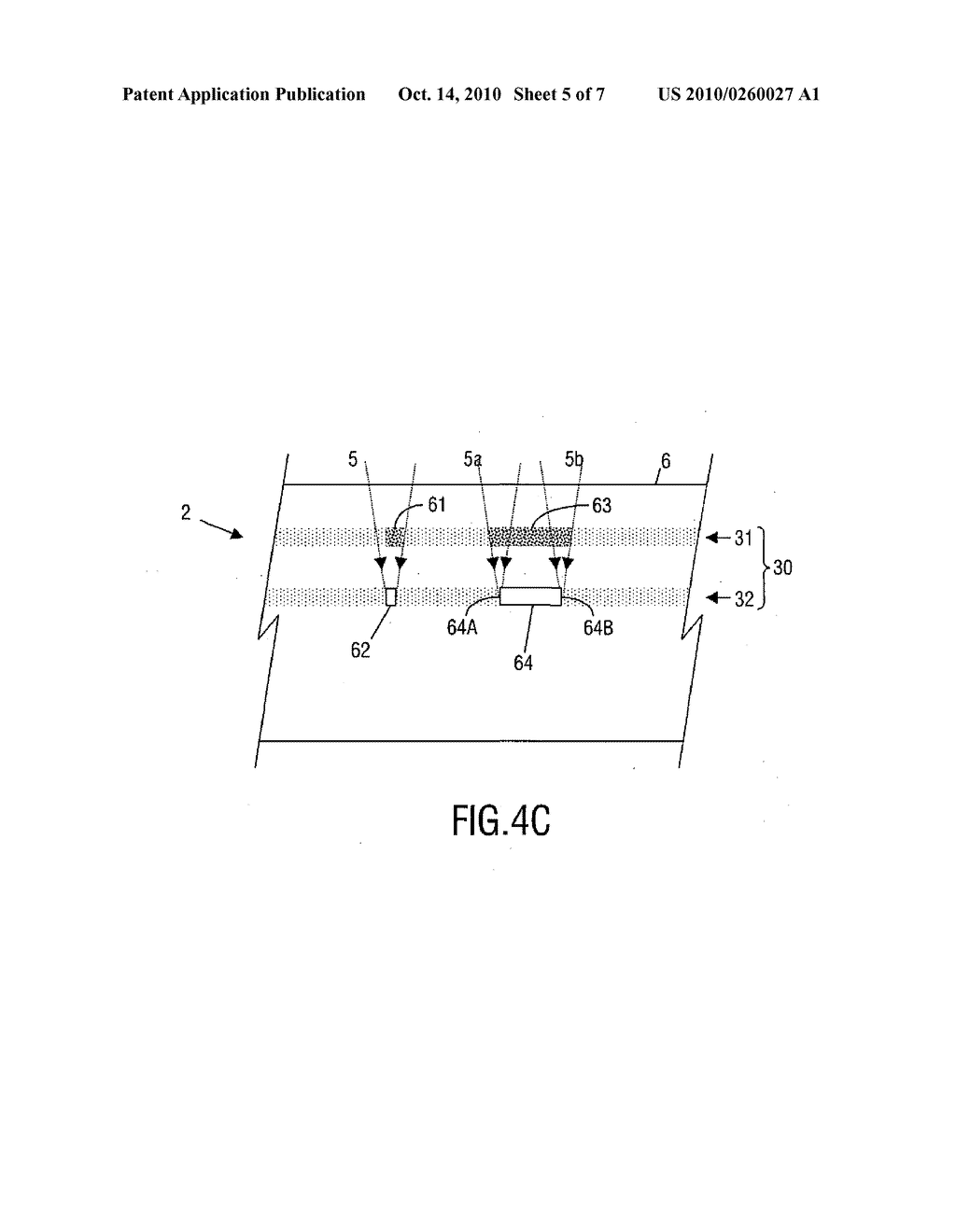 METHOD AND DEVICE FOR WRITING A MULTI-LAYER OPTICAL DISC - diagram, schematic, and image 06