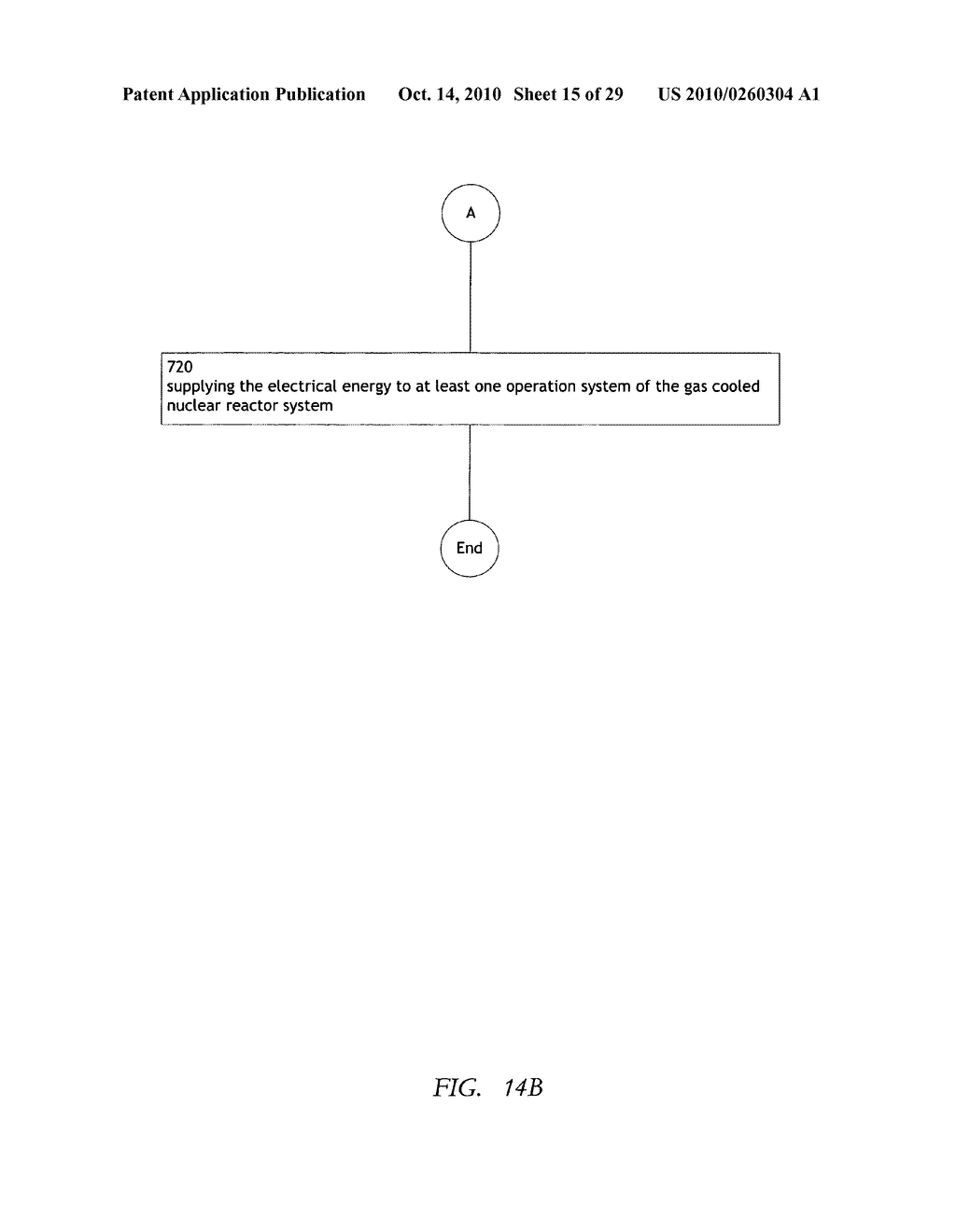 Method, system, and apparatus for the thermoelectric conversion of gas cooled nuclear reactor generated heat - diagram, schematic, and image 16