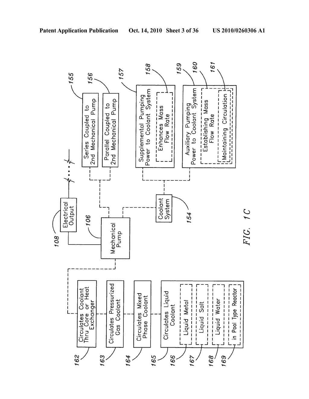 Method and system for the thermoelectric conversion of nuclear reactor generated heat - diagram, schematic, and image 04