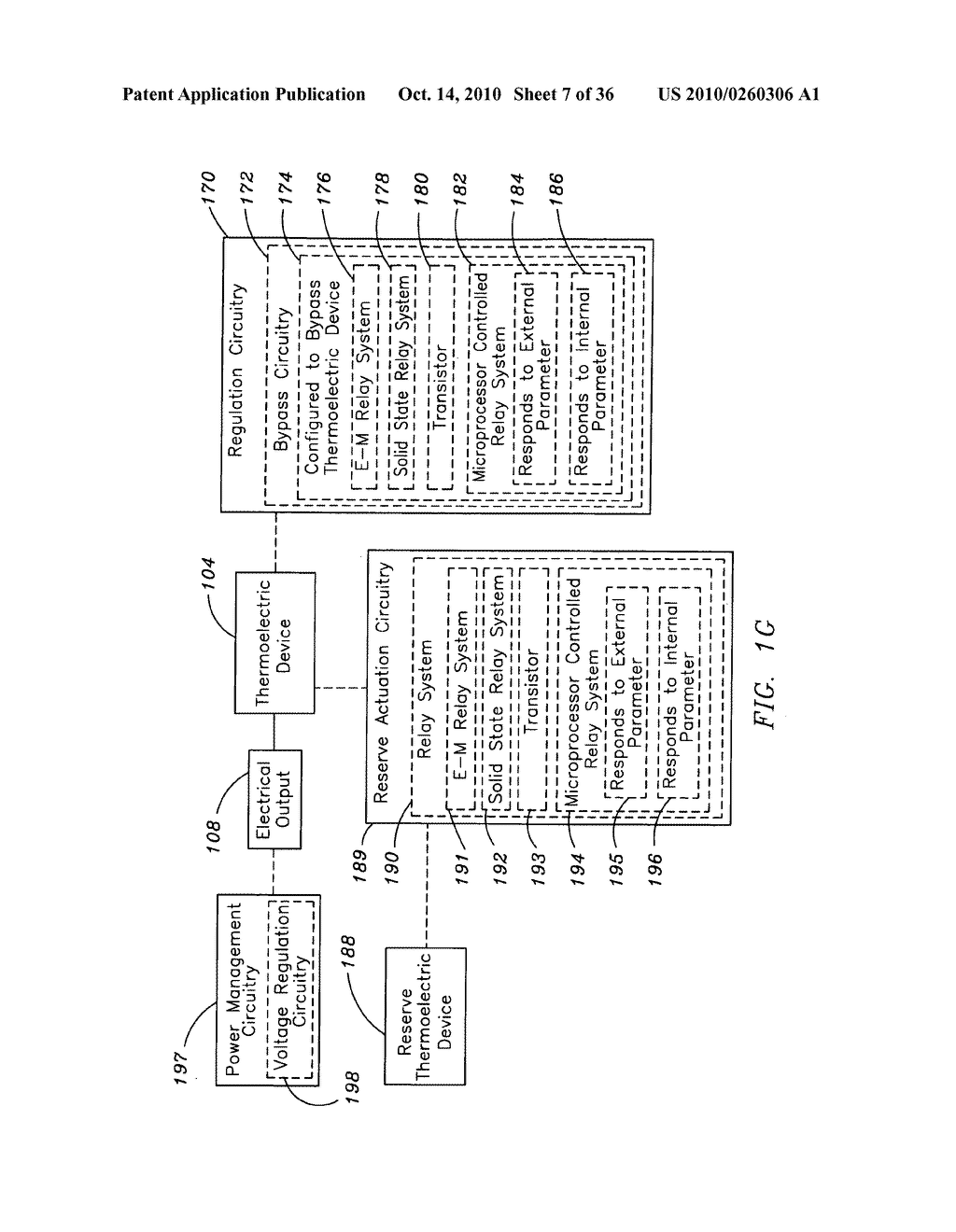Method and system for the thermoelectric conversion of nuclear reactor generated heat - diagram, schematic, and image 08