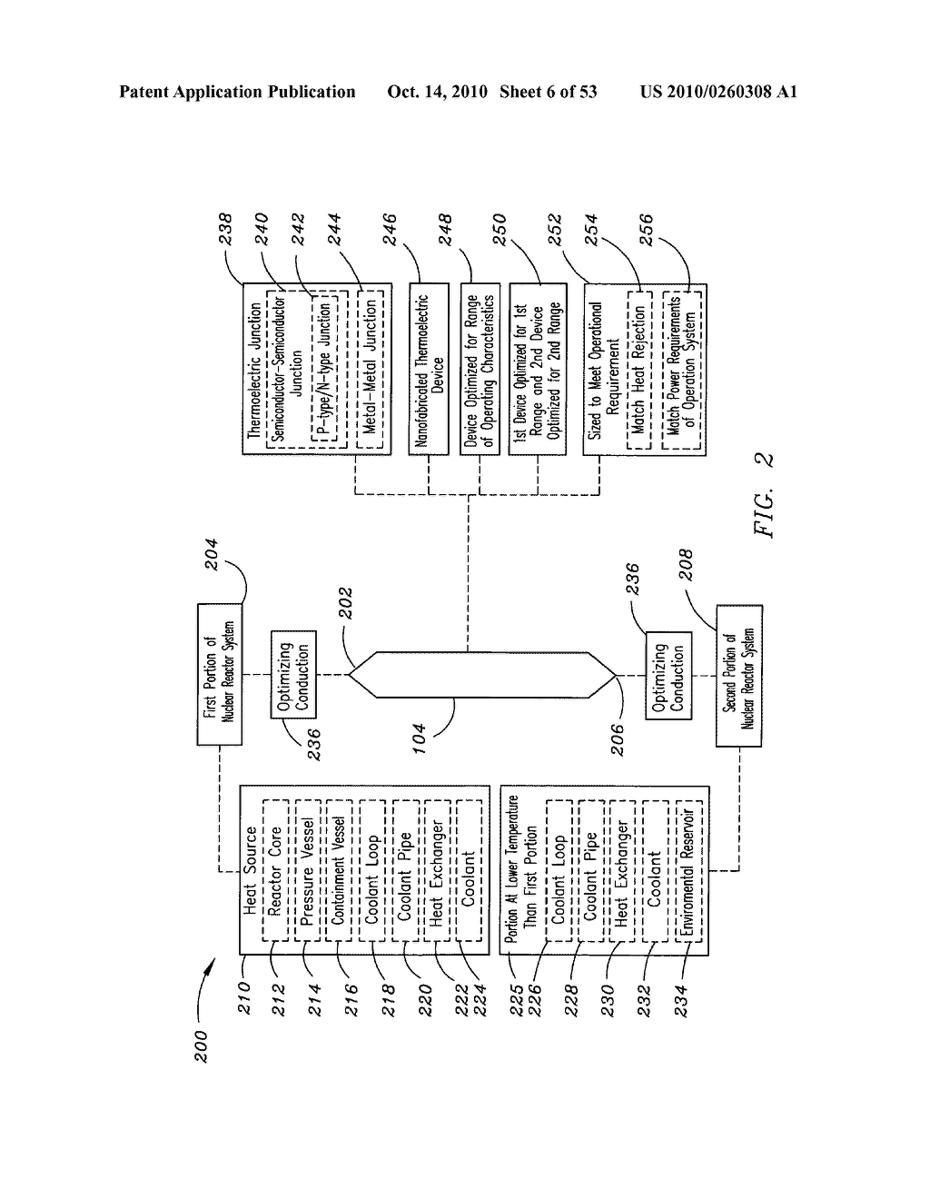 Method, system, and apparatus for selectively transferring thermoelectrically generated electric power to nuclear reactor operation systems - diagram, schematic, and image 07
