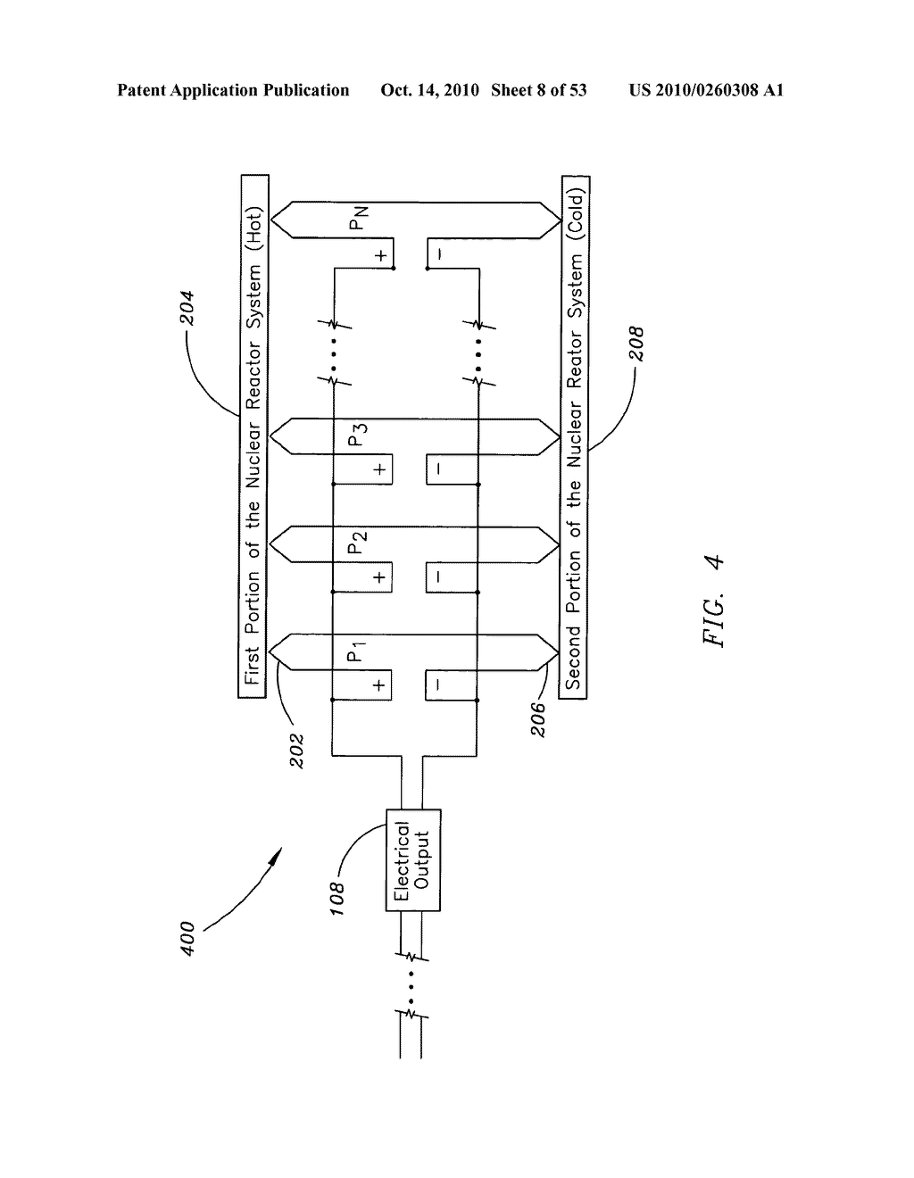 Method, system, and apparatus for selectively transferring thermoelectrically generated electric power to nuclear reactor operation systems - diagram, schematic, and image 09