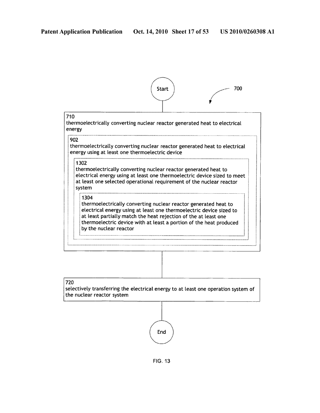 Method, system, and apparatus for selectively transferring thermoelectrically generated electric power to nuclear reactor operation systems - diagram, schematic, and image 18