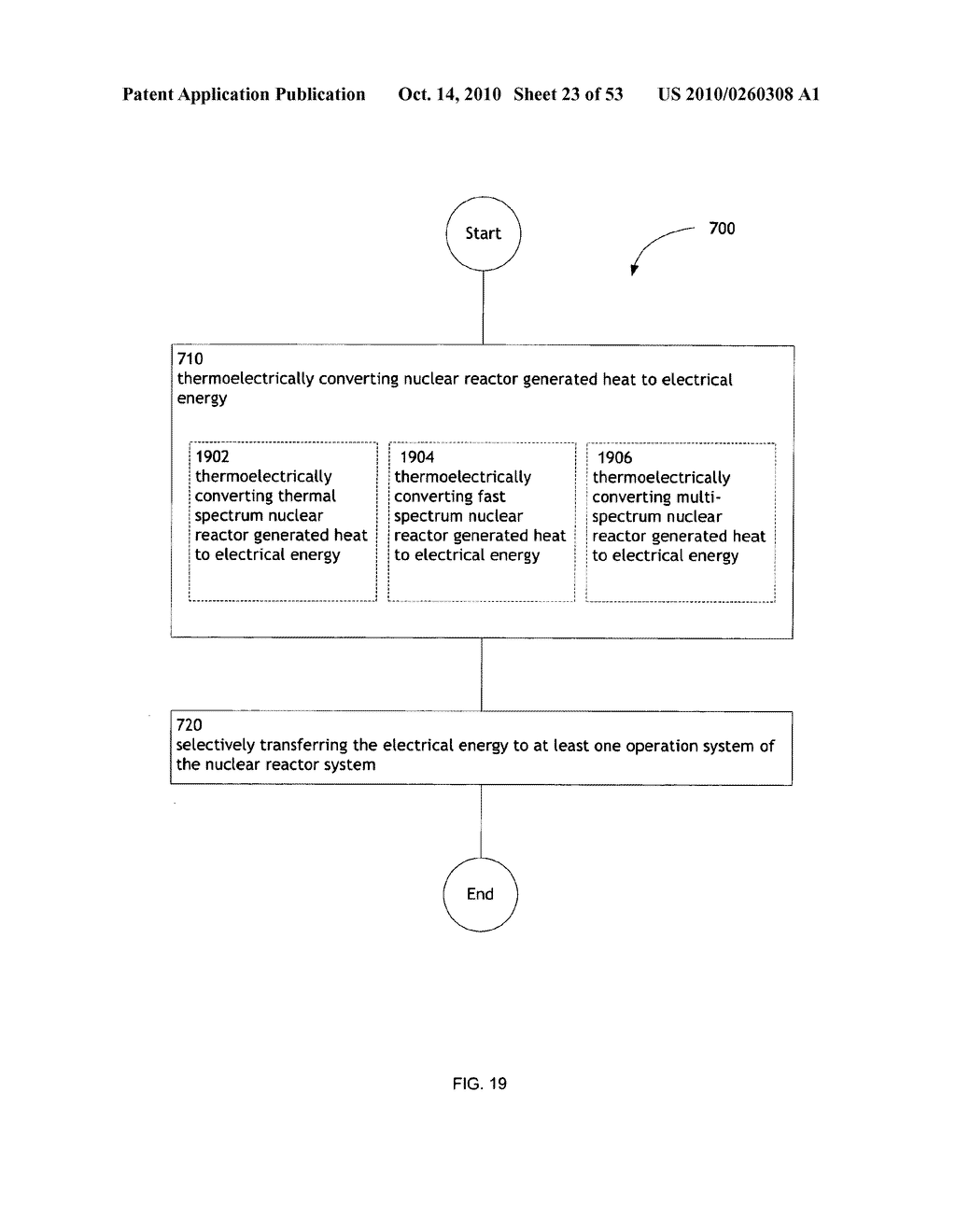 Method, system, and apparatus for selectively transferring thermoelectrically generated electric power to nuclear reactor operation systems - diagram, schematic, and image 24