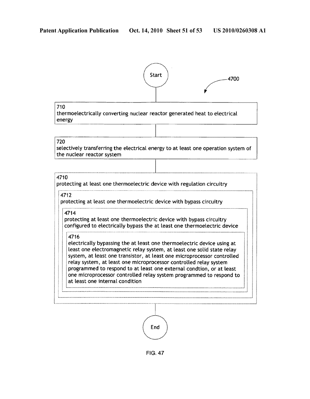 Method, system, and apparatus for selectively transferring thermoelectrically generated electric power to nuclear reactor operation systems - diagram, schematic, and image 52