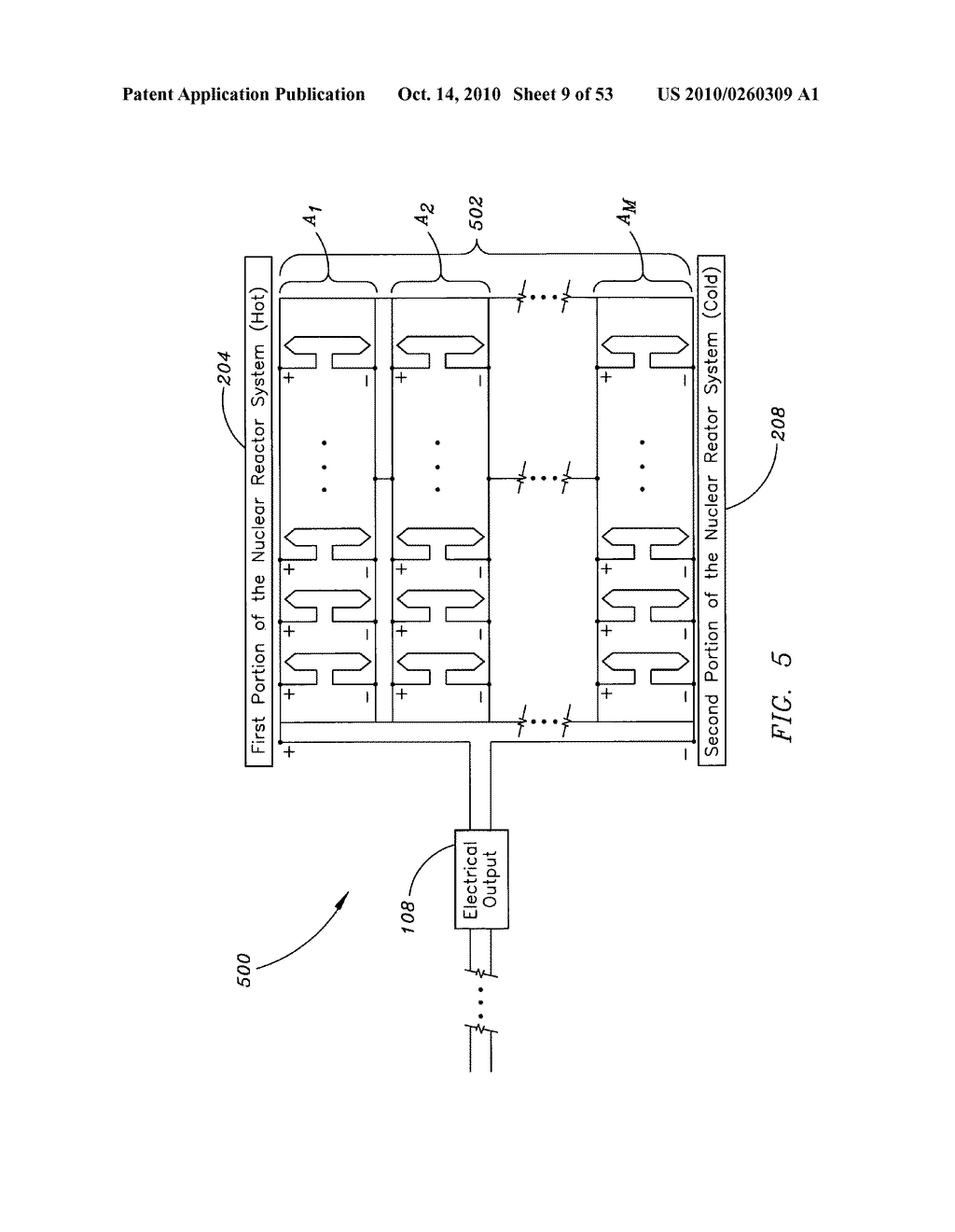 Method, System, and apparatus for selectively transferring thermoelectrically generated electric power to nuclear reactor operation systems - diagram, schematic, and image 10