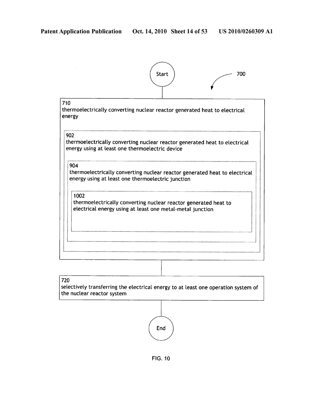 Method, System, and apparatus for selectively transferring thermoelectrically generated electric power to nuclear reactor operation systems - diagram, schematic, and image 15