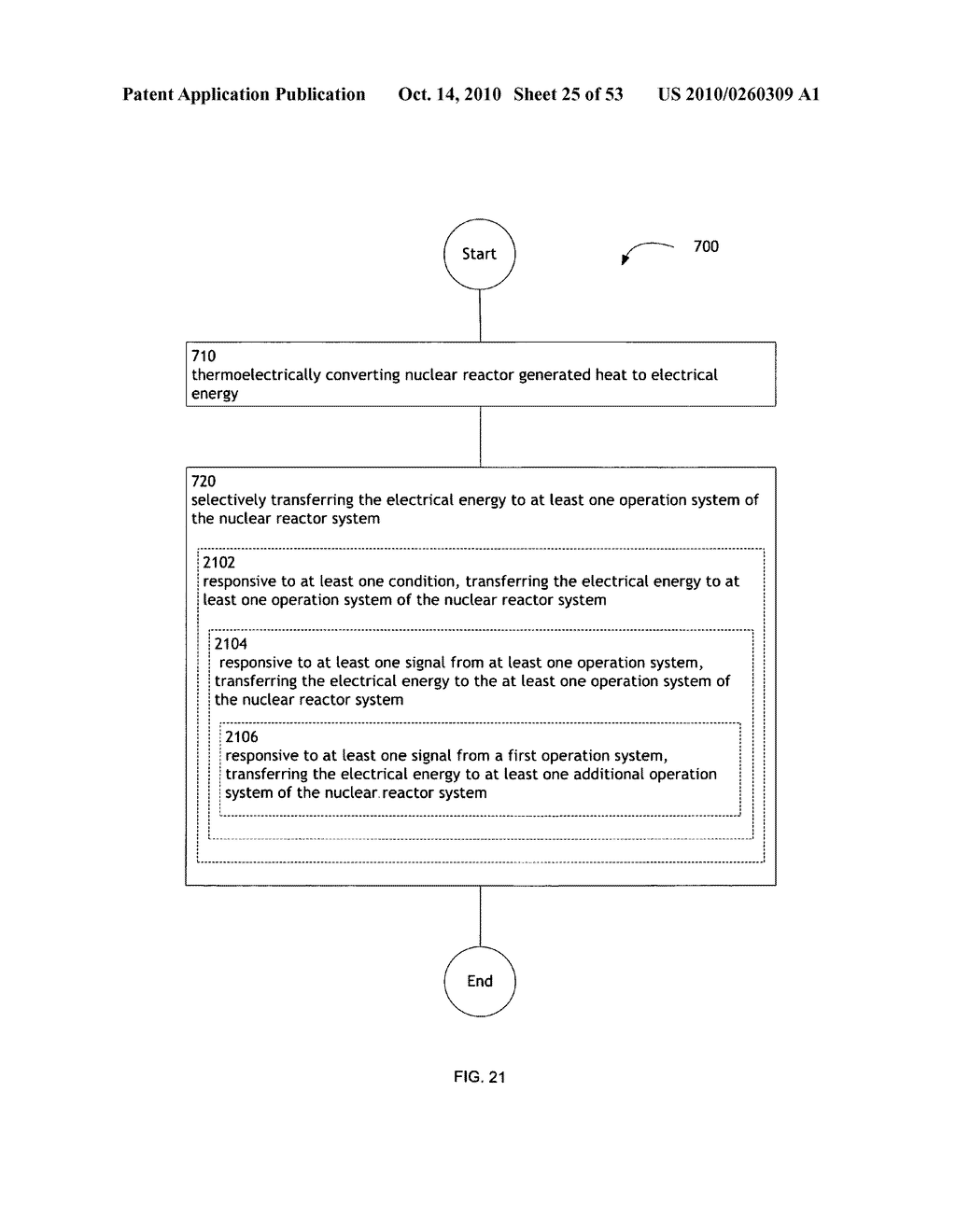Method, System, and apparatus for selectively transferring thermoelectrically generated electric power to nuclear reactor operation systems - diagram, schematic, and image 26
