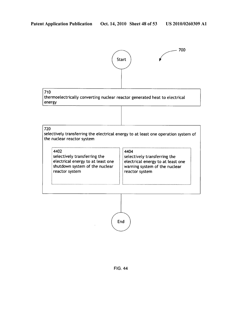 Method, System, and apparatus for selectively transferring thermoelectrically generated electric power to nuclear reactor operation systems - diagram, schematic, and image 49