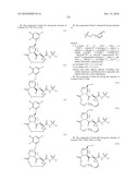 MACROCYCLIC SERINE PROTEASE INHIBITORS diagram and image