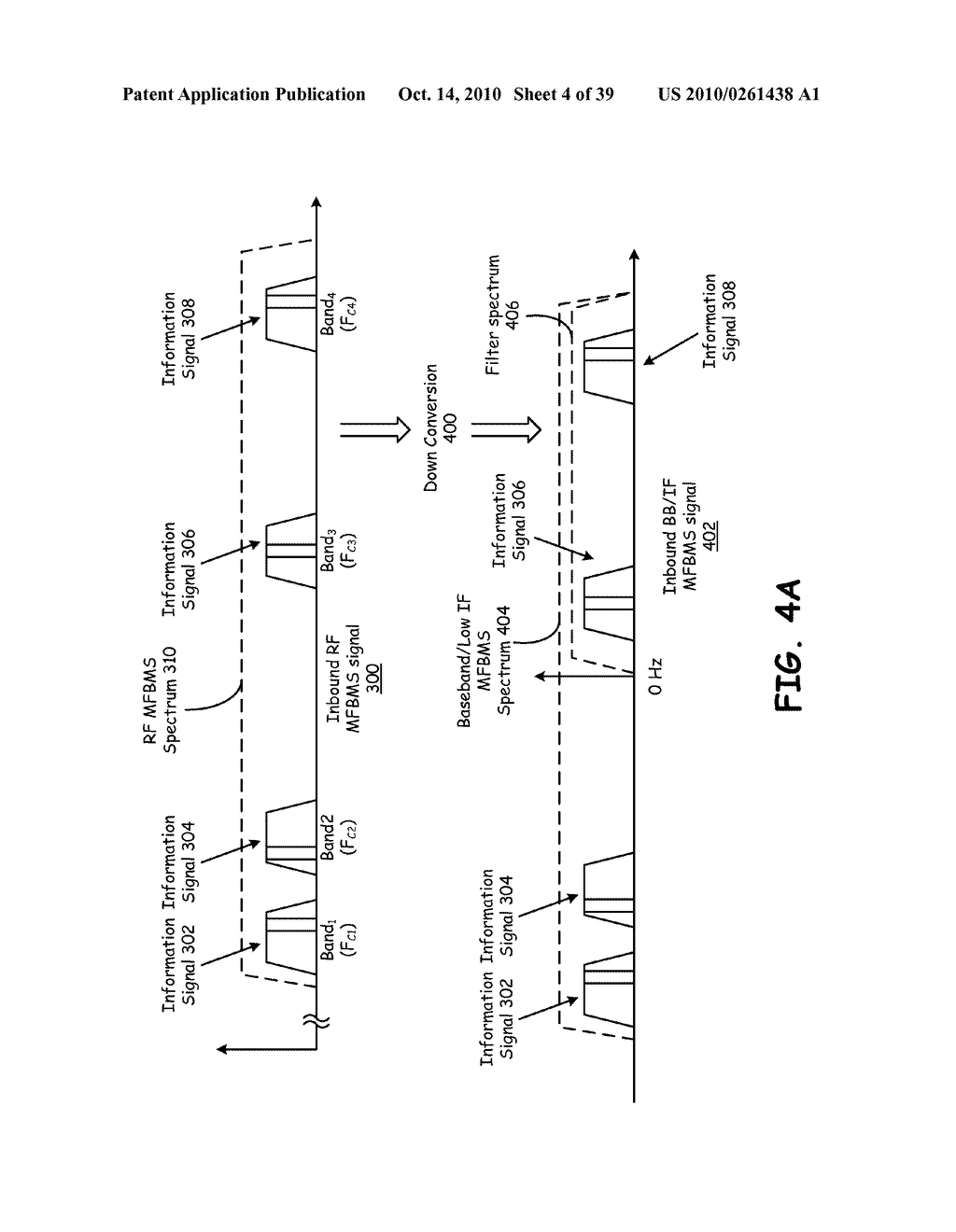 MULTIPLE FREQUENCY BAND INFORMATION SIGNAL UNIVERSAL FRONT END WITH ADJUSTABLE ADC(S) - diagram, schematic, and image 05
