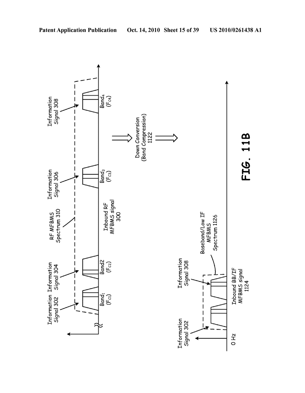 MULTIPLE FREQUENCY BAND INFORMATION SIGNAL UNIVERSAL FRONT END WITH ADJUSTABLE ADC(S) - diagram, schematic, and image 16