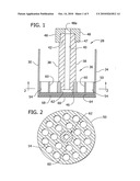 ABSORBENT STRUCTURE WITH SUPERABSORBENT MATERIAL diagram and image