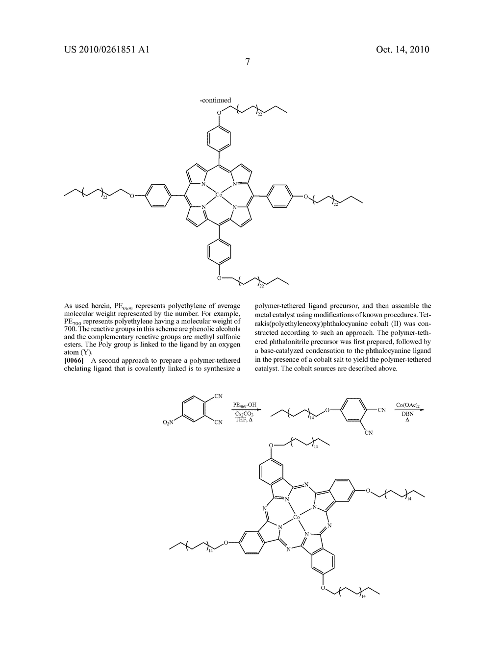 Recoverable polymer-bound homogeneous catalysts for catalytic chain transfer process - diagram, schematic, and image 08