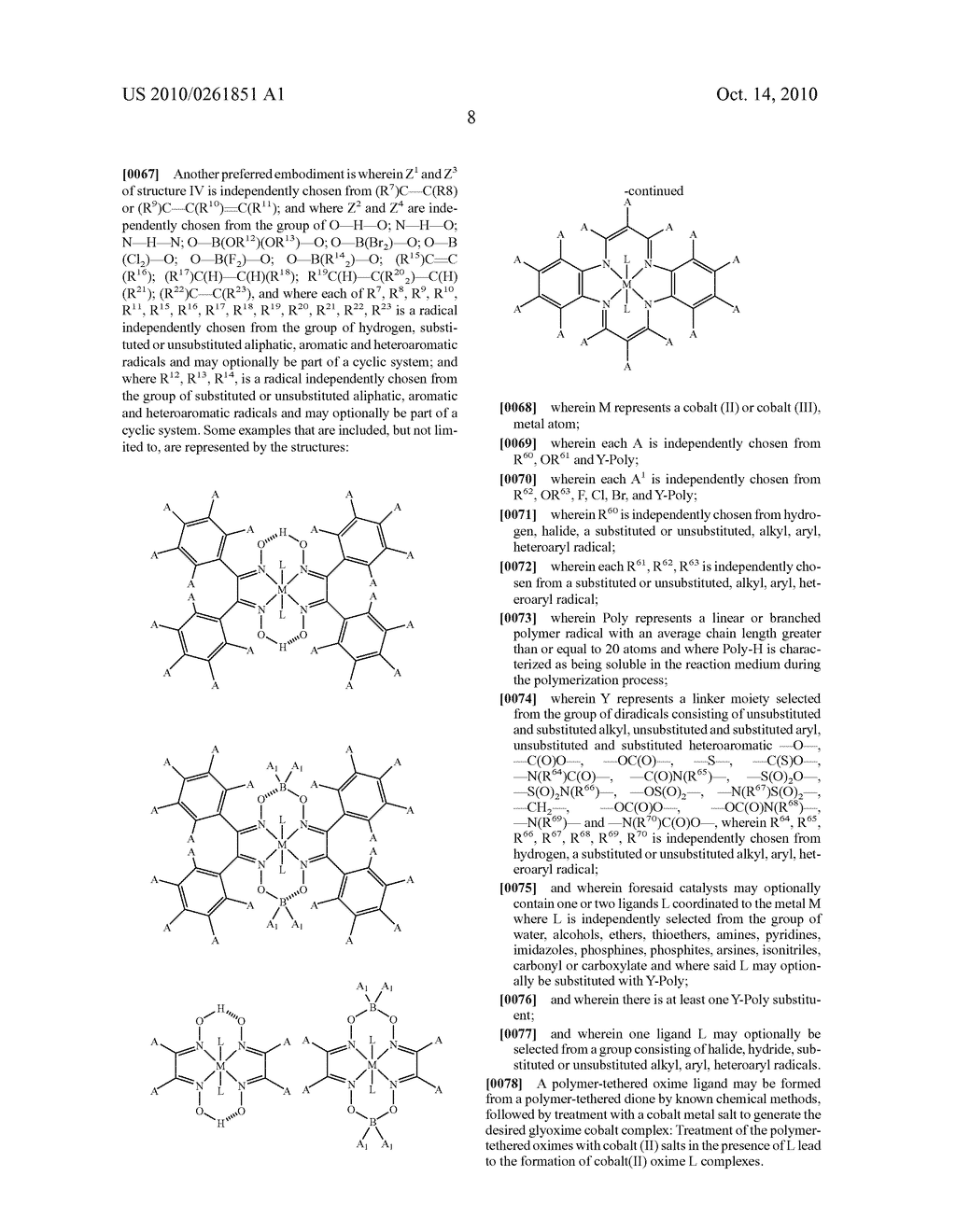 Recoverable polymer-bound homogeneous catalysts for catalytic chain transfer process - diagram, schematic, and image 09
