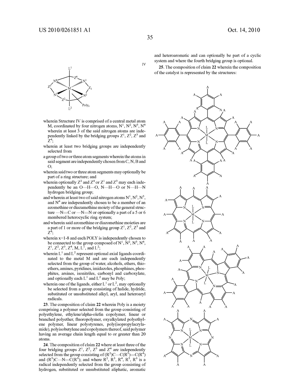 Recoverable polymer-bound homogeneous catalysts for catalytic chain transfer process - diagram, schematic, and image 36