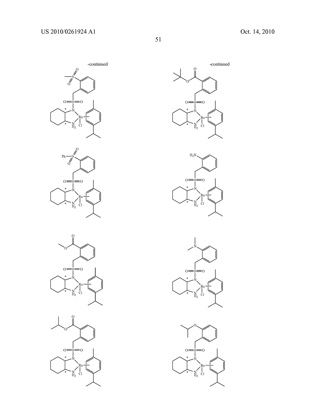 ASYMMETRIC CATALYST AND PROCESS FOR PREPARING OPTICALLY ACTIVE ALCOHOLS USING THE SAME - diagram, schematic, and image 52