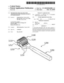 MICRONEEDLE ROLLER AND STAMP ADAPTED TO ENABLE THE REPLACEMENT OF MICRONEEDLES diagram and image
