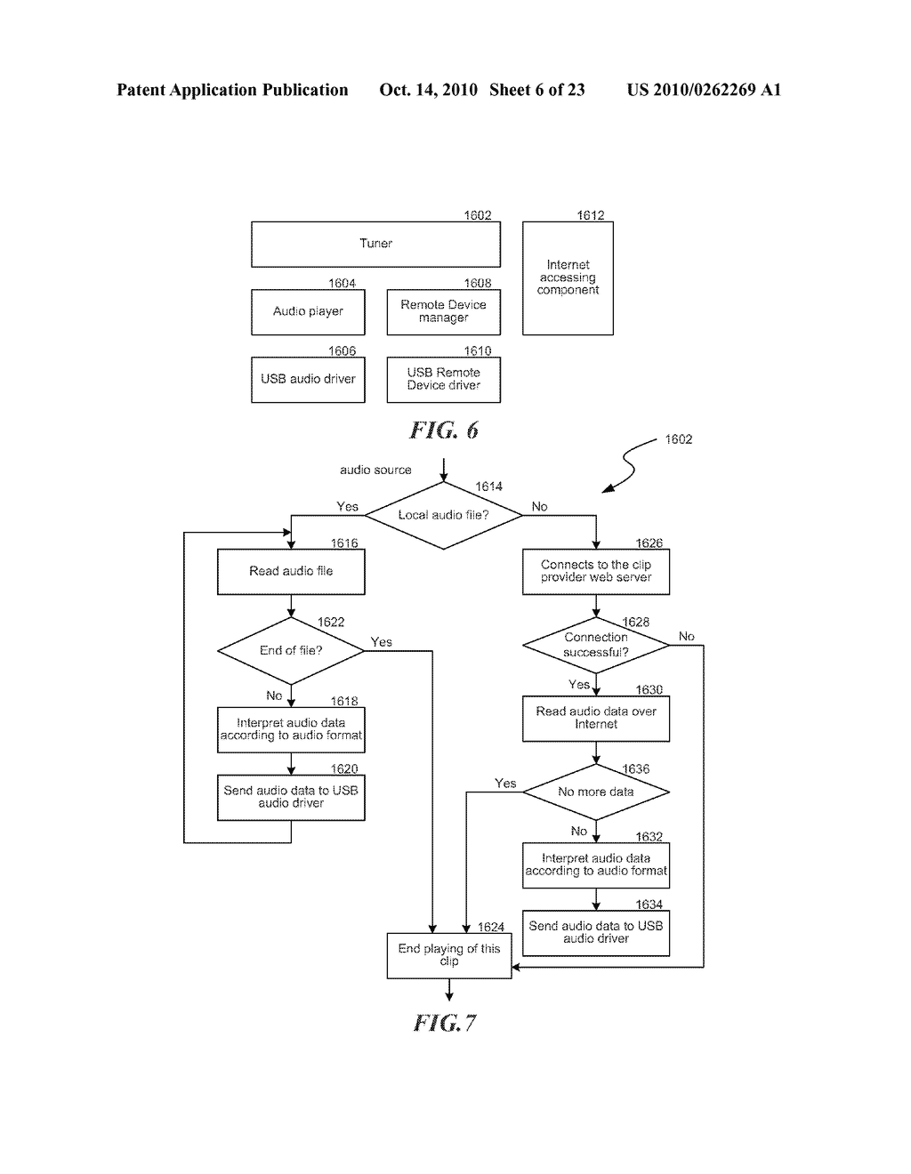 STRUCTURE AND METHOD FOR SELECTING, CONTROLLING AND SENDING INTERNET-BASED OR LOCAL DIGITAL AUDIO TO AN AM/FM RADIO OR ANALOG AMPLIFIER - diagram, schematic, and image 07