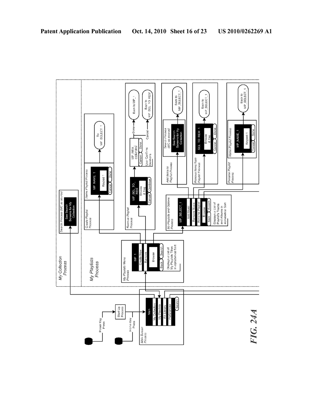 STRUCTURE AND METHOD FOR SELECTING, CONTROLLING AND SENDING INTERNET-BASED OR LOCAL DIGITAL AUDIO TO AN AM/FM RADIO OR ANALOG AMPLIFIER - diagram, schematic, and image 17