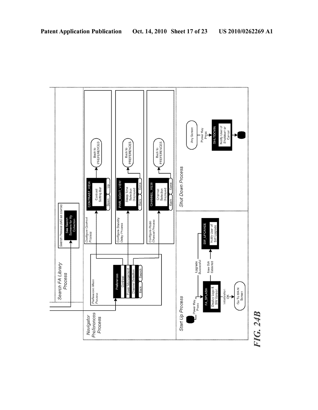 STRUCTURE AND METHOD FOR SELECTING, CONTROLLING AND SENDING INTERNET-BASED OR LOCAL DIGITAL AUDIO TO AN AM/FM RADIO OR ANALOG AMPLIFIER - diagram, schematic, and image 18