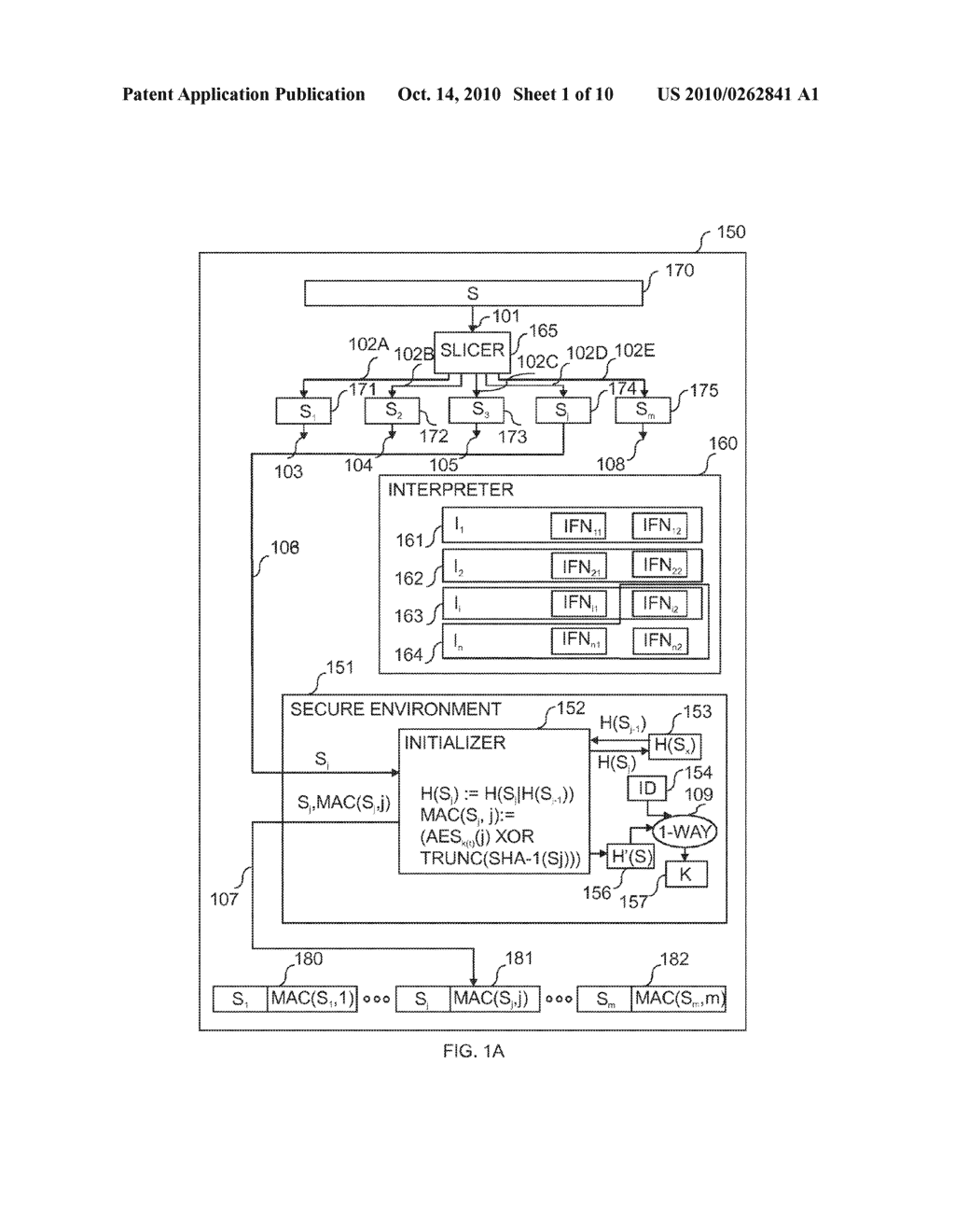 METHOD FOR SECURE PROGRAM CODE EXECUTION IN AN ELECTRONIC DEVICE - diagram, schematic, and image 02