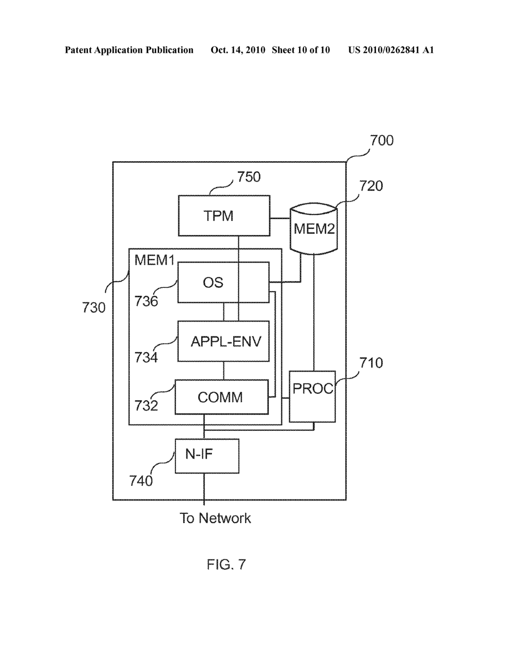 METHOD FOR SECURE PROGRAM CODE EXECUTION IN AN ELECTRONIC DEVICE - diagram, schematic, and image 11