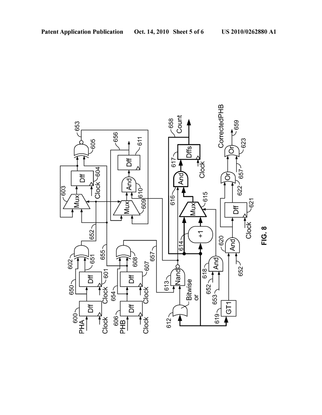 QUADRATURE DECODER FILTERING CIRCUITRY FOR MOTOR CONTROL - diagram, schematic, and image 06