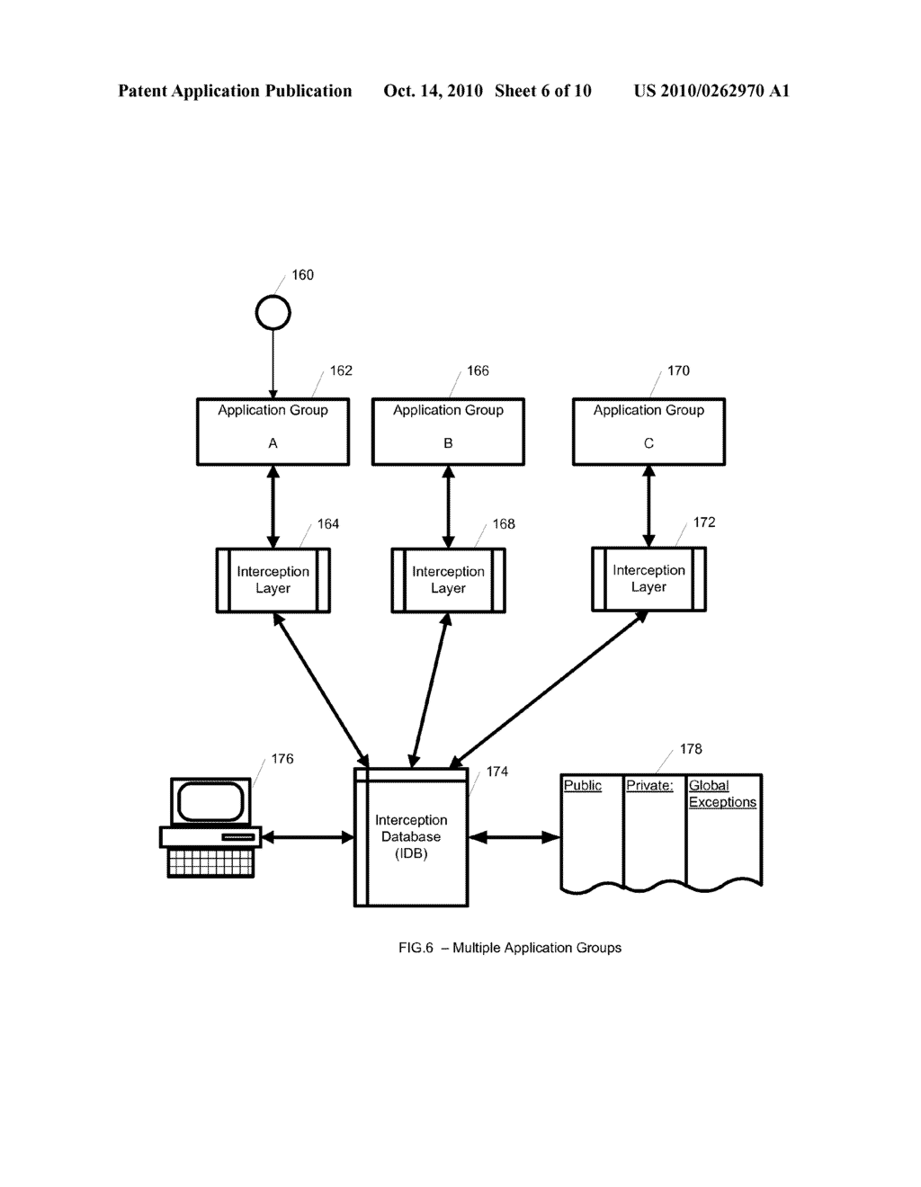 System and Method for Application Isolation - diagram, schematic, and image 07
