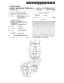 Travel Control Device for Hydraulically Driven Vehicle diagram and image